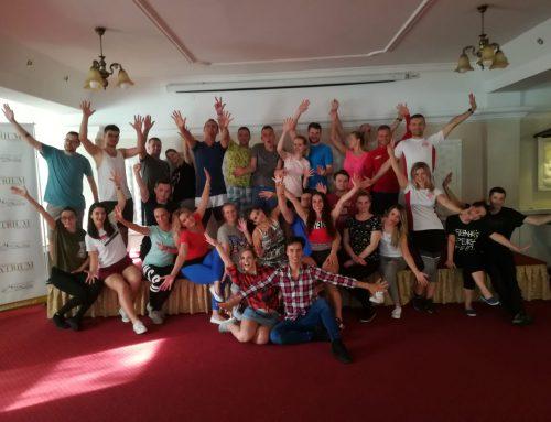 Warsztaty taneczne dla firmy ROSSMANN