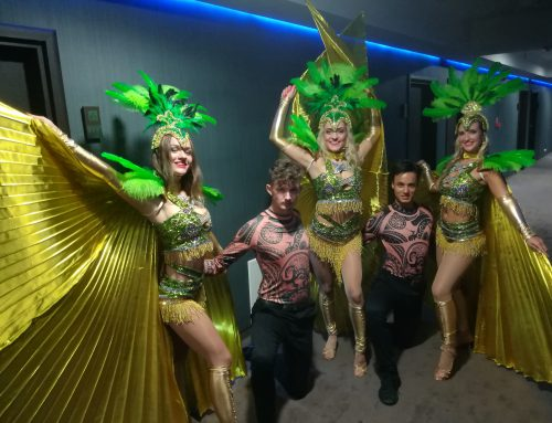Lata 20′ i Samba Brazylijska na weselu
