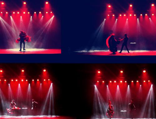 Filmowe pokazy taneczne